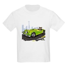 Seattle Speed Mouster - Kids T-Shirt