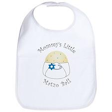 Mommy's Little Matzo Ball Bib