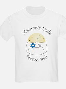 Mommy's Little Matzo Ball T-Shirt