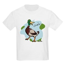 Quackers - Kids T-Shirt