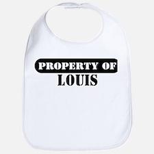 Property of Louis Bib