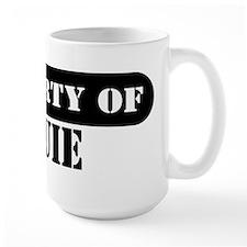 Property of Louie Mug