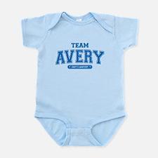 Grey's Anatomy Team Avery Infant Bodysuit