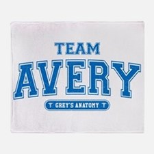 Grey's Anatomy Team Avery Stadium Blanket