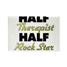 Half Therapist Half Rock Star Magnets