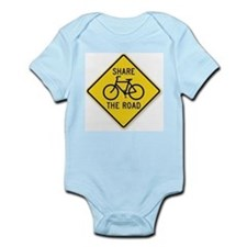 Share The Road Body Suit