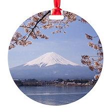 Mt. Fuji Ornament