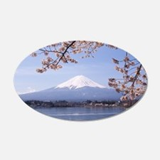 Mt. Fuji Wall Decal