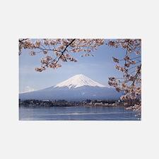 Mt. Fuji Rectangle Magnet (10 pack)