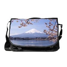 Mt. Fuji Messenger Bag
