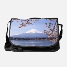 Mt. Fuji Messenger Bag