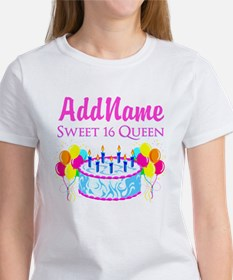 SWEET 16 QUEEN Women's T-Shirt