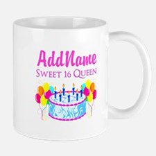 SWEET 16 QUEEN Small Small Mug