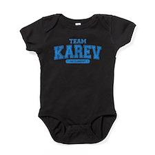 Grey's Anatomy Team Karev Baby Bodysuit