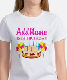 16TH BIRTHDAY Tee