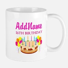16TH BIRTHDAY Mug