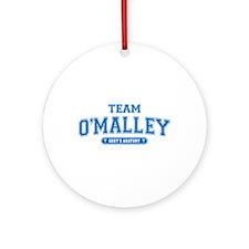 Grey's Anatomy Team O'Malley Round Ornament