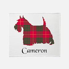 Terrier - Cameron Throw Blanket
