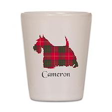 Terrier - Cameron Shot Glass
