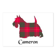 Terrier - Cameron Postcards (Package of 8)