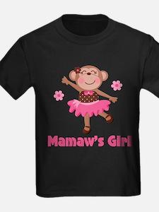Mamaw's Girl monkey T