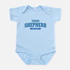 Grey's Anatomy Team Shepherd Infant Bodysuit