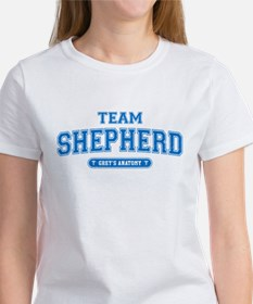 Grey's Anatomy Team Shepherd Tee