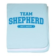 Grey's Anatomy Team Shepherd Infant Blanket