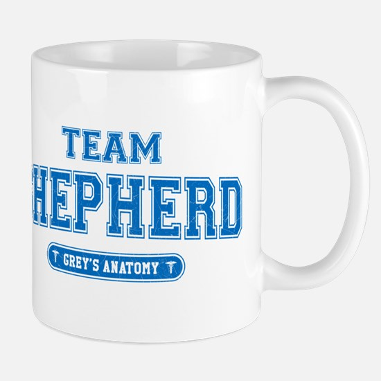 Grey's Anatomy Team Shepherd Mug