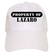 Property of Lazaro Baseball Cap