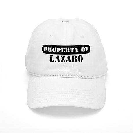 Property of Lazaro Cap