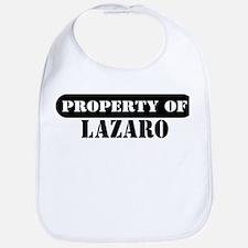 Property of Lazaro Bib