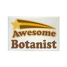 Awesome Botanist Rectangle Magnet