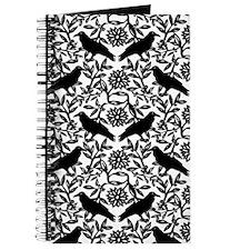 Raven Pattern Journal