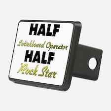 Half Switchboard Operator Half Rock Star Hitch Cov