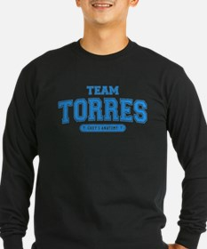 Grey's Anatomy Team Torres T