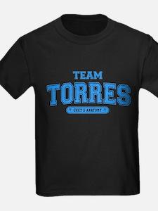Grey's Anatomy Team Torres T