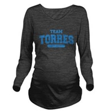 Grey's Anatomy Team Torres Long Sleeve Maternity T