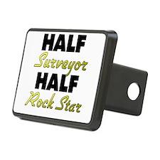 Half Surveyor Half Rock Star Hitch Cover