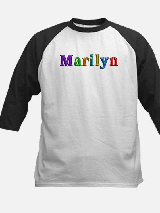 Marilyn Shiny Colors Baseball Jersey