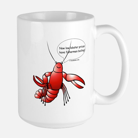 Lobster Comics Mugs