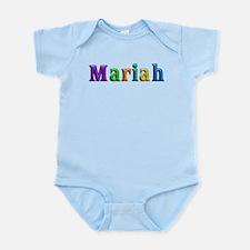 Mariah Shiny Colors Body Suit