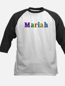 Mariah Shiny Colors Baseball Jersey