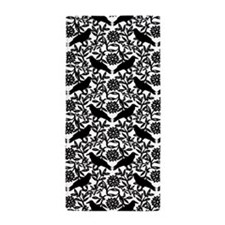 Raven Pattern Beach Towel