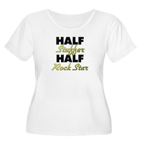 Half Stuffer Half Rock Star Plus Size T-Shirt