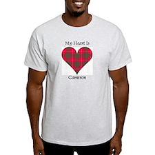 Heart - Cameron T-Shirt