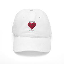 Heart - Cameron Baseball Cap
