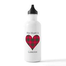 Heart - Cameron Water Bottle