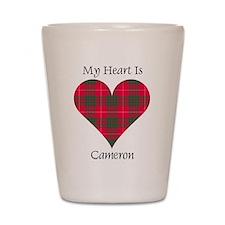 Heart - Cameron Shot Glass
