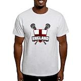 England lacrosse Tops